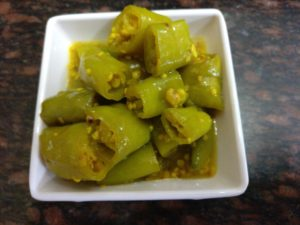 Lemon Chilli Pickle