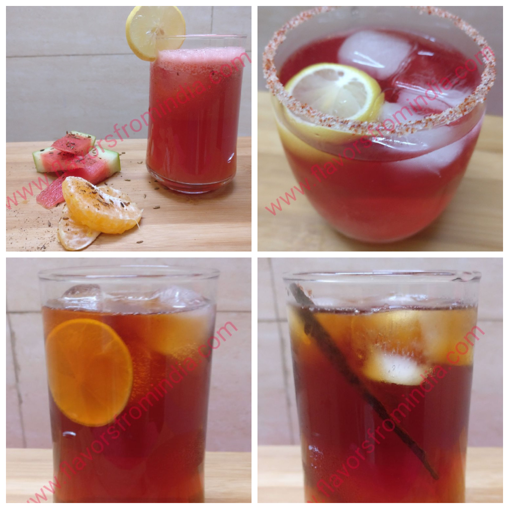 Summer Cool Drinks