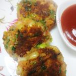 Mixed Vegetable Tikki