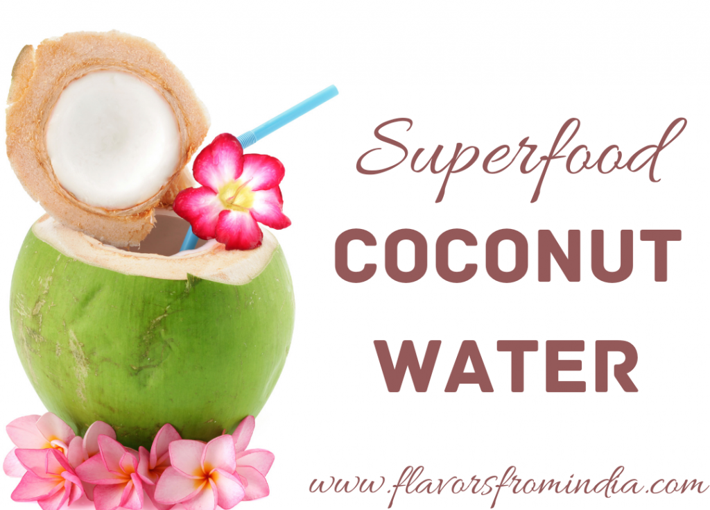 Superfood Coconut Water